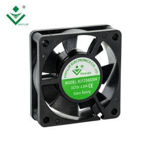 ventilatore senza lama assiale di plastica 60X60X20 di CC del ventilatore del ventilatore dell'elevatore di CC di 12V 24V 6020