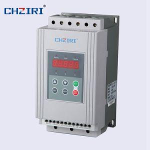 Soft Starter Chziri Motor Inversor Tensão Controllerlow Soft Start 200kw com homologação CE