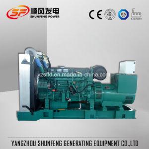 280kw Volvo elektrischer Strom-Dieselgenerator-Set mit Stamford Dynamo