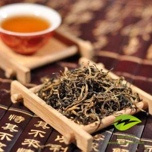 Tè nero bevente organico ambientale di gusto fresco di salute del Tea Company