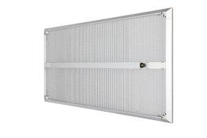 P8 pleine couleur LED rideau transparent extérieur/affichage Transparent