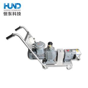 ステンレス鋼衛生ギヤ回転子のポンプ作動液の転送ポンプ