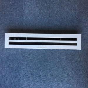 Diffusore lineare della scanalatura di HVAC dell'alluminio del diffusore del soffitto dell'aria