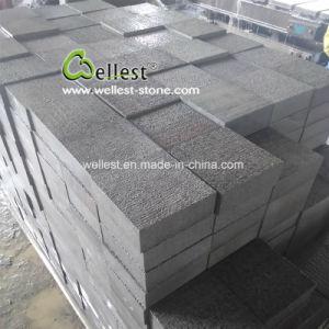 Китайский природного камня, базальт базальтовой плиткой и базальтовых Chiseled черного цвета с поверхности