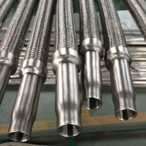 고품질 고리 모양 나선형 Omega 유형 유연한 금속 호스