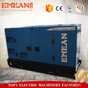 Высокое качество в домашних условиях 20КВТ 25 Ква Звуконепроницаемые дизельный генератор с двигателем Yuchai