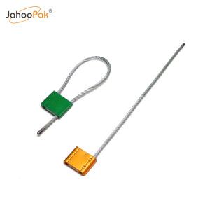 Novo Design por grosso a trava de cabo de aço revestido de ABS