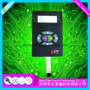 유연한 회로 ISO14001를 가진 지적인 막 키패드