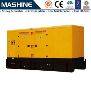 50Hz 1500 U/Min 3 leise Dieselgeneratoren der Phasen-450kVA für Verkauf