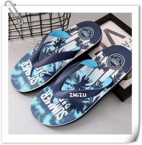 La plage de la mode hommes EVA pantoufle Slipper Summer Beach Chaussures pour hommes