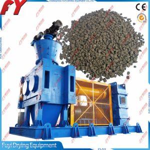 Chloride 25mm van het ammonium van de de perskorrel van het korrelsbroodje de meststoffenmachine