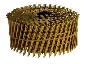 Venda de revestimentos betumados quente/Comum/bobina de pregos para construção