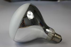 Lámpara de calor por infrarrojos claro R125 para calefacción cuarto de baño