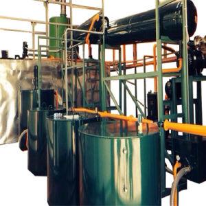 BewegungsErdölraffinerie-Maschine des verwendeten Auto-Zsa-1