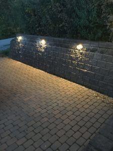 Het waterdichte LEIDENE Licht van de Richel voor Verlichting Hardscape met ETL