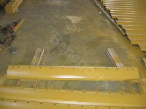 Le matériel de construction 4t6555 tranchant de godet