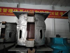 Fornace di fusione di alluminio