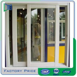 주거 집 사용을%s 격리된 유리를 가진 알루미늄 합금 단면도 미끄러지는 튼튼한 Windows