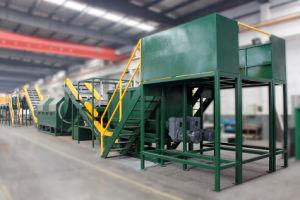 De plastic Machine van het Recycling die voor ElektroHuisvesting wordt gebruikt die voor Verkoop wordt gerecycleerd