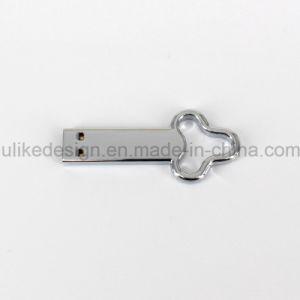 Own LogoのGift昇進のMetal USB Flash Pen Drive