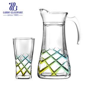 La salubrité des aliments Nouveau jeu de couleurs de pulvérisation verre à boire (GB12039MF-P2)