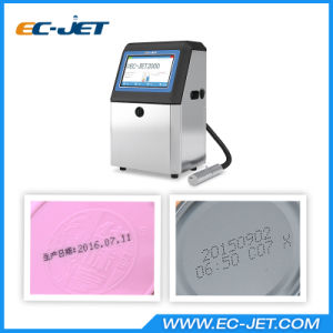 Impresora de inyección de tinta continua con la función de entrada de datos USB (CE-JET2000).