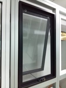 Argano Chain di alluminio Windows con Flyscreen