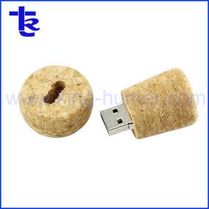 Рекламные Корк гриб флэш-накопитель USB дисковод пера