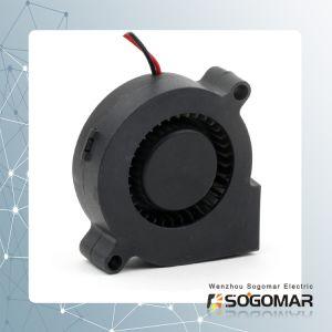 Ventilador centrífugo de 50x50x15mm 12V DC 4000rpm bajo ruido