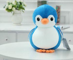 Giocattolo sveglio della peluche del pinguino di Custome