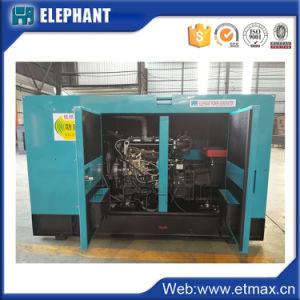 generatori silenziosi del diesel del baldacchino di 45kVA 36kw Yangdong