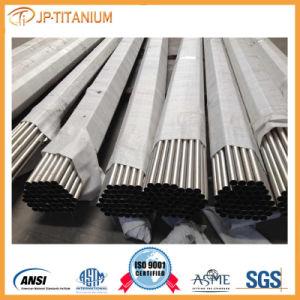 ASTM F136 Grade1 Dia 25 H9 Staven van het Titanium