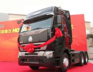 SINOTRUK 6X4 420HP Grand Camion Lourd Tracteur