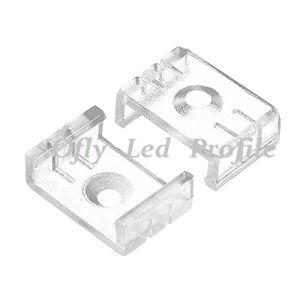 China de 17.3 * 7 mm LED superficie de aluminio Perfil