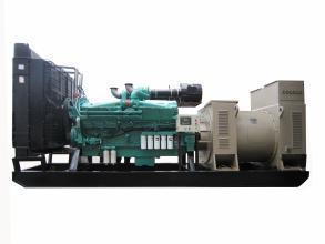 Gruppo elettrogeno diesel di alta durevolezza di serie di Benma per il banco/fabbrica/emergenza/l'estrazione mineraria