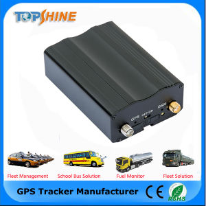 Alarma de coche GSM Anti Bloqueo dos formas de localización GPS Tracker