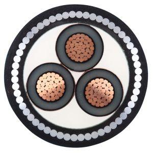 3X2.5mm2 de Kabel van de macht met de Binnen Gepantserde Draad van het Staal