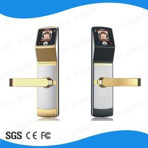 Aço inoxidável avançada fechadura da porta de reconhecimento facial para controle de acesso