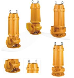 Pompa per acque luride sommergibile