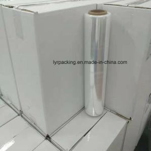 Prático e enrole o LLDPE película extensível para Palete/Embalagem de Papelão
