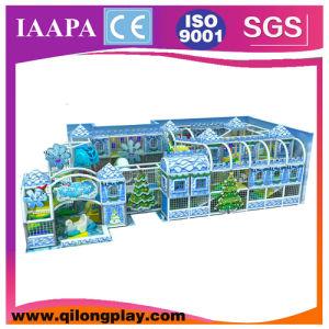 Зимой снега тема детская игровая площадка оборудования (QL-16-20)