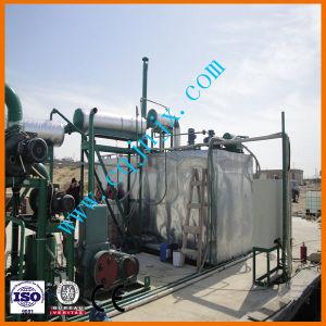 Los residuos de aceite de motor Re-Refining equipos para diferentes capacidades