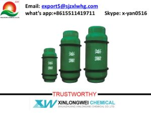 Vloeibare Chloor 99.8%, CAS Nr.: 7782-50-5