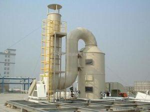 高性能の塵取り外しFRP/GRPの陽極管