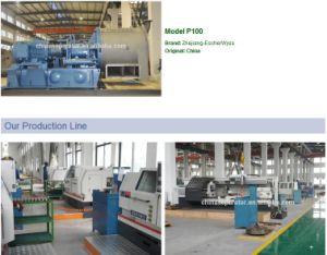Deux étapes de raffinage du sel Pusher centrifuger