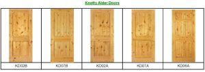 Dernière conception économe de l'intérieur des portes en bois (porte en bois)
