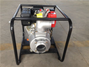 Conjunto de Bomba de Água Diesel 3 polegadas para irrigação agrícola