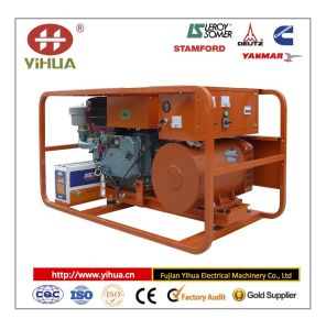 Генератор одиночного цилиндра Changchai портативный тепловозный (7KW-15KW)