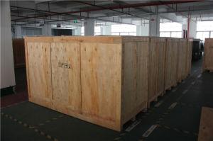 De Scanner van de Bagage van de röntgenstraal voor de Grote Inspectie van het Pakket (tunnelgrootte 80*65cm)