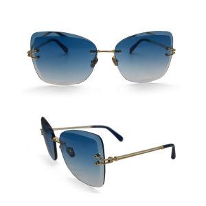 Gafas de sol con lentes Rimless Nylon EH1849